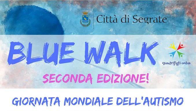 Blue walk: insieme per l'autismo!
