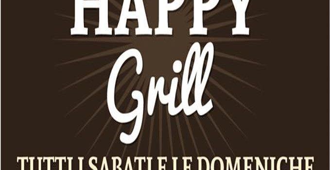 HAPPY grill!