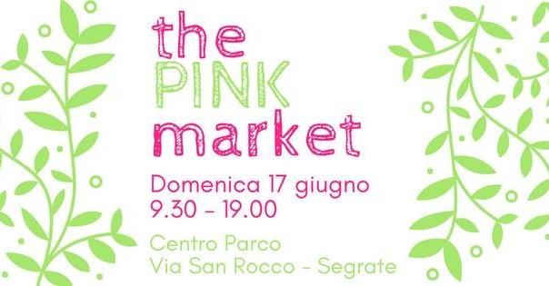17/6 The PINK market al Centroparco